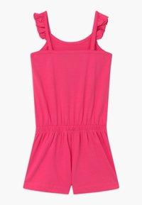 Blue Seven - SMALL GIRLS LOVE EARTH KOALA - Tuta jumpsuit - pink - 1
