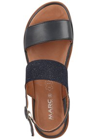 Marc - Platform sandals - blue - 3