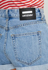 Dr.Denim Petite - JENN - Denim shorts - light retro - 5