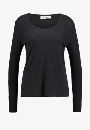 JACKSONVILLE ROUND NECK LONG SLEEVE - Long sleeved top - carbone