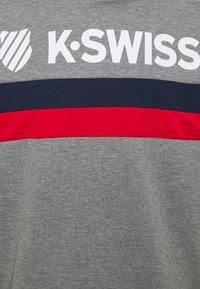 K-SWISS - HERITAGE SPORT HOODED  - Mikina - grey - 2