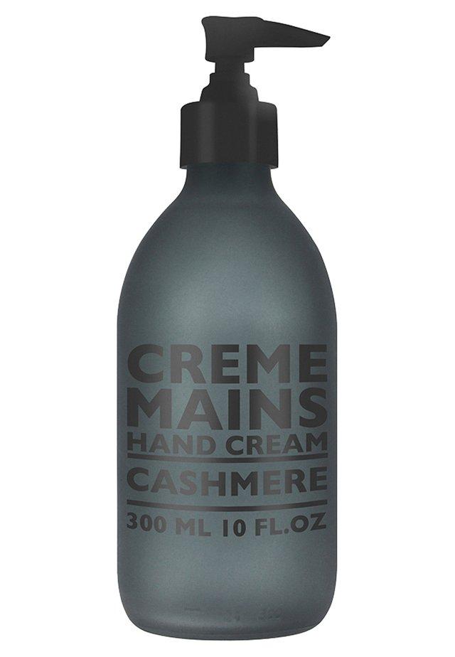HAND CREAM  - Crème mains - cashmere