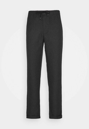 ACTIVE PANT PRINCE OF WALES - Pantalon classique - grey