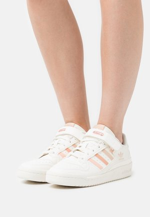 FORUM - Baskets basses - white