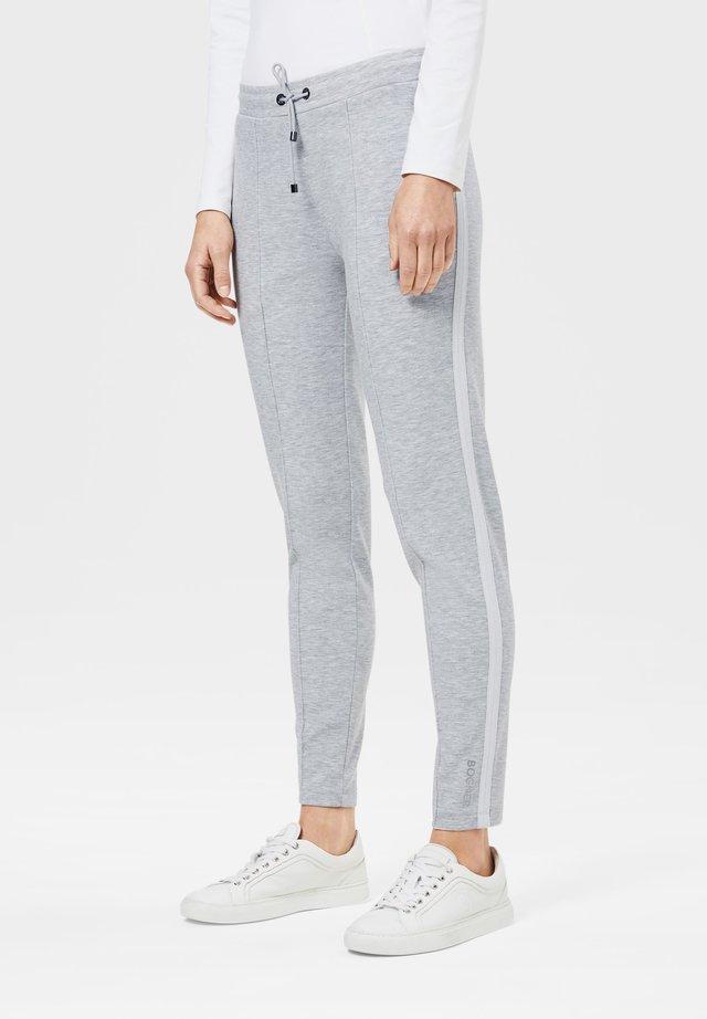 MEJA - Pantalon de survêtement - hellgrau