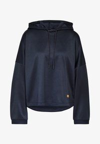 G-Star - VEMERY RELAXED HOODED LONG SLEEVE - Hoodie - sartho blue - 4