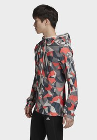 adidas Performance - OWN THE RUN CAMO JACKET - Outdoor jacket - grey - 3
