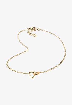 FUSSSCHMUCK  - Bracelet - gold-coloured