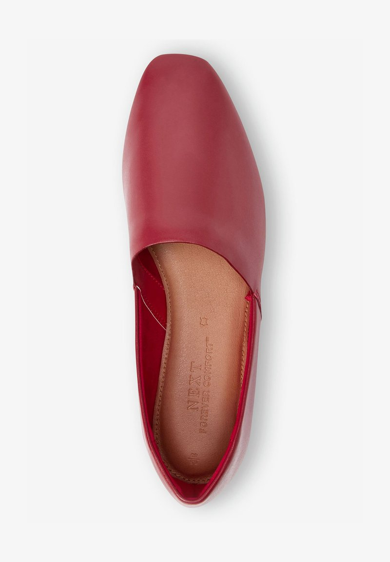 Next - Loafers - red