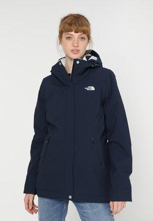 INLUX - Hardshell jacket - urban navy
