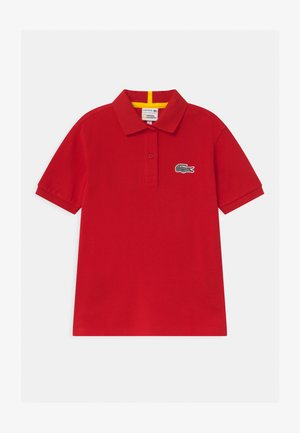 LACOSTE X NATIONAL GEOGRAPHIC - Polo shirt - red