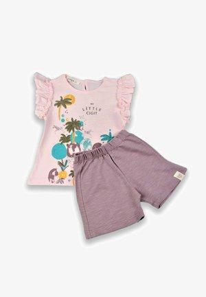 SET - Shorts - light pink