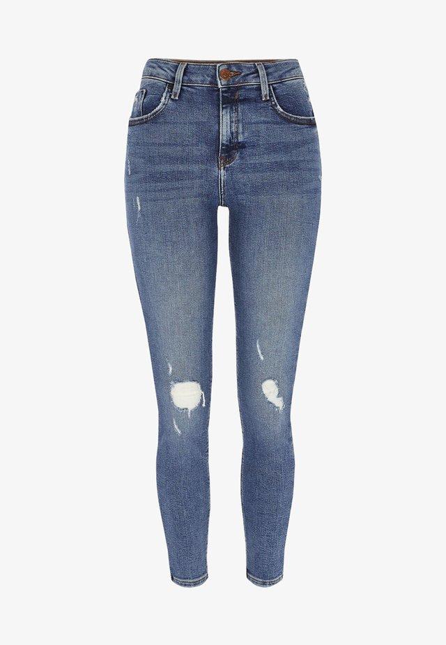 AMELIE - Jeans Skinny Fit - blue