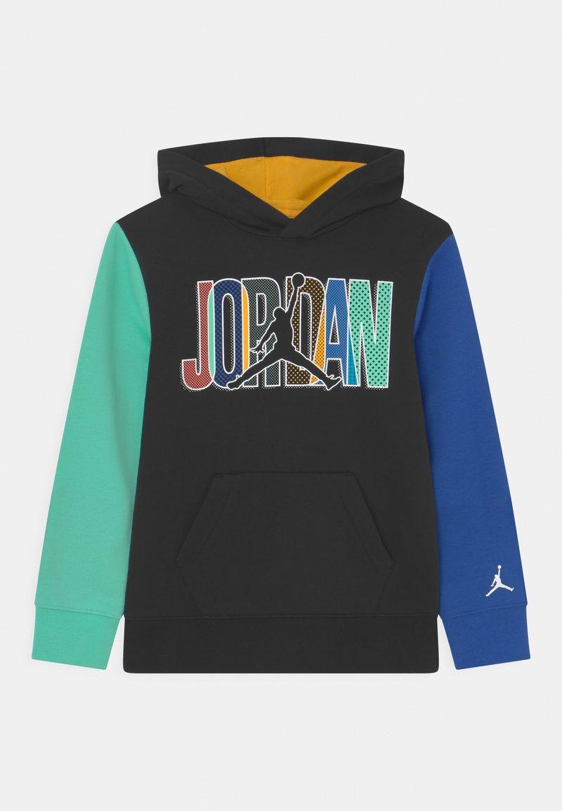 Jordan - MISMATCH - Hoodie - black