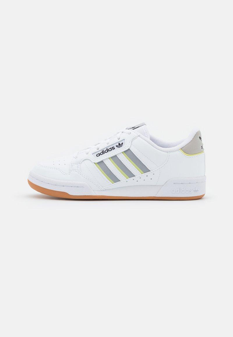 adidas Originals - CONTINENTAL 80 STRIPES UNISEX - Sneakers - white