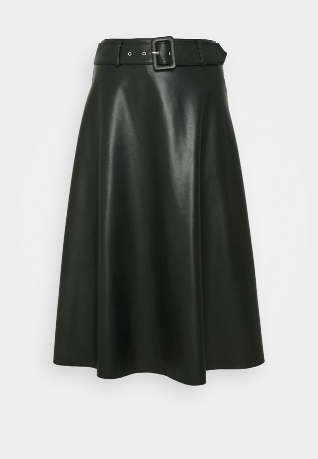 SKIRT  - Gonna a campana - black