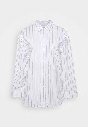 Pyjama top - white light