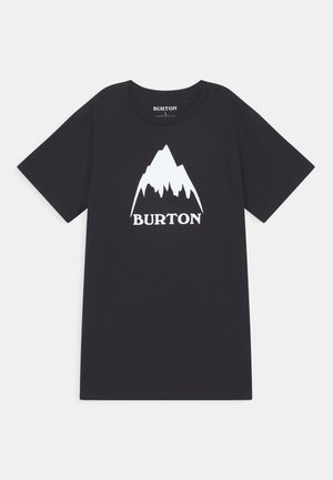 CLASSIC MOUNTAIN HIGH UNISEX - Print T-shirt - true black