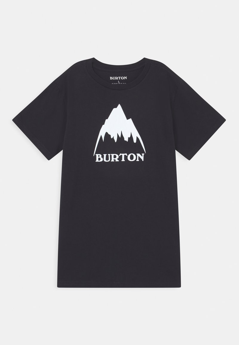 Burton - CLASSIC MOUNTAIN HIGH UNISEX - Print T-shirt - true black