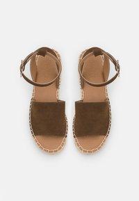 Esprit - CLARA  - Sandals - brown - 5