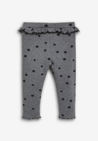 Next - ALL OVER PRINT - Leggings - Trousers - grey - 1