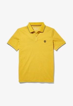 Polo shirt - tawny olive