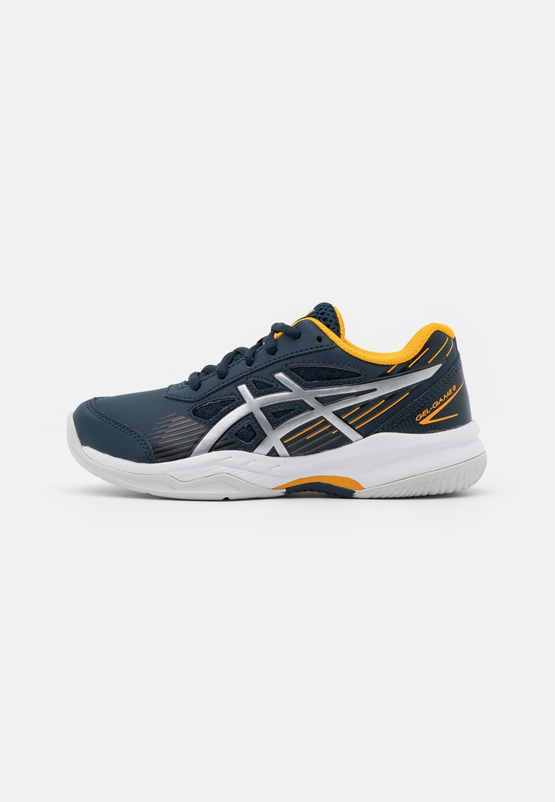 ASICS - GEL-GAME 8 UNISEX - Scarpe da tennis per tutte le superfici - french blue/pure silver