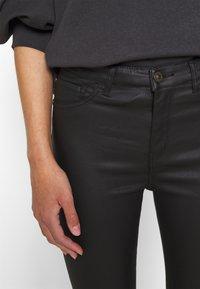 JDY - JDYNEWTHUNDER HIGH - Pantalones - black - 6