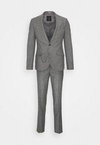 UPTOWN SUIT - Suit - mid grey