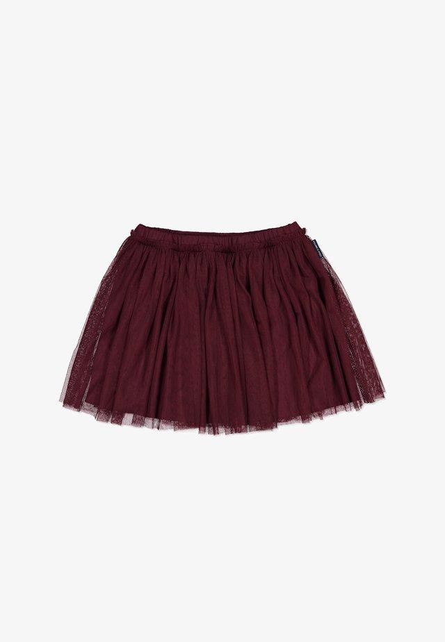 A-line skirt - fig