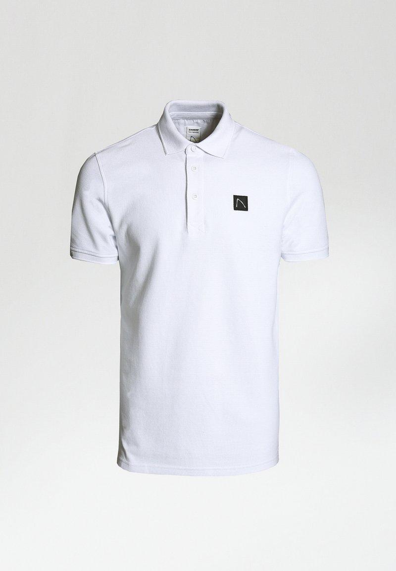 CHASIN' - PLAYER-B - Polo shirt - white