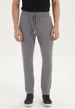Tracksuit bottoms - charcoal grey