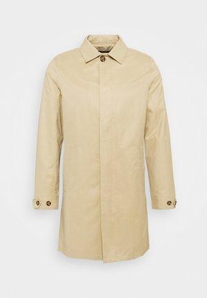 Cappotto classico - smoked beige