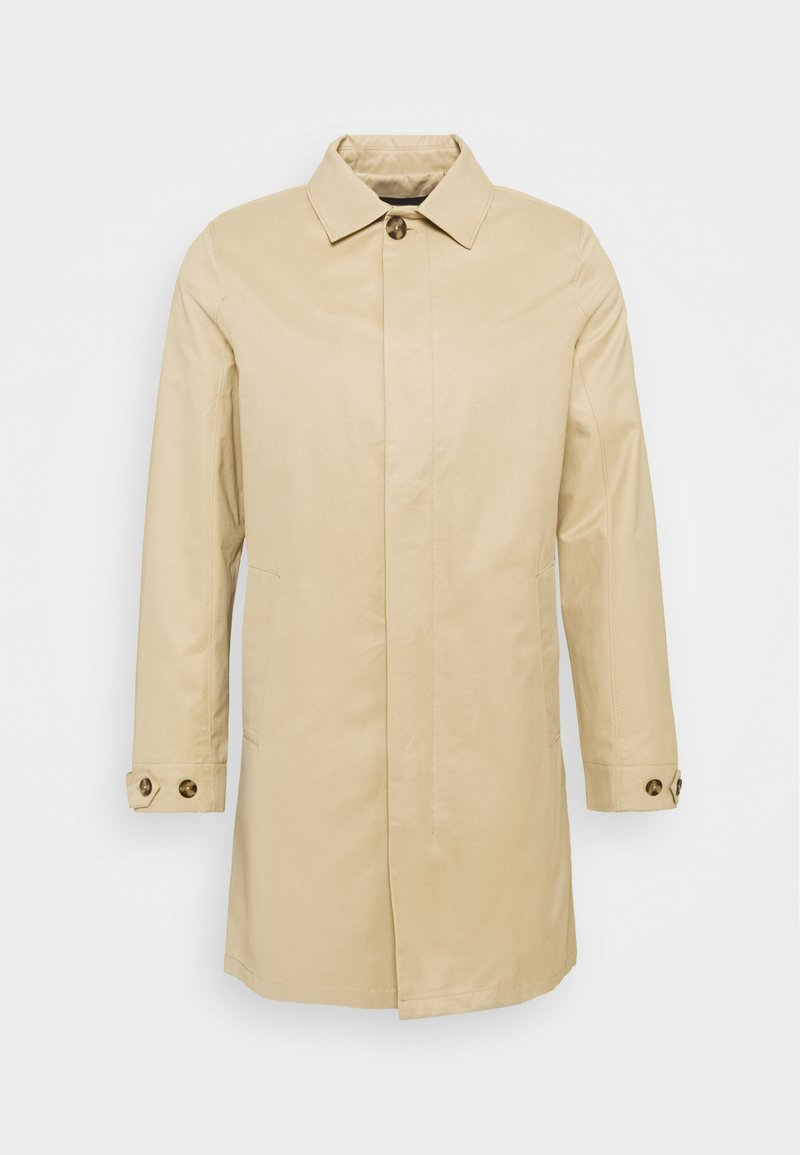 TOM TAILOR DENIM - Classic coat - smoked beige