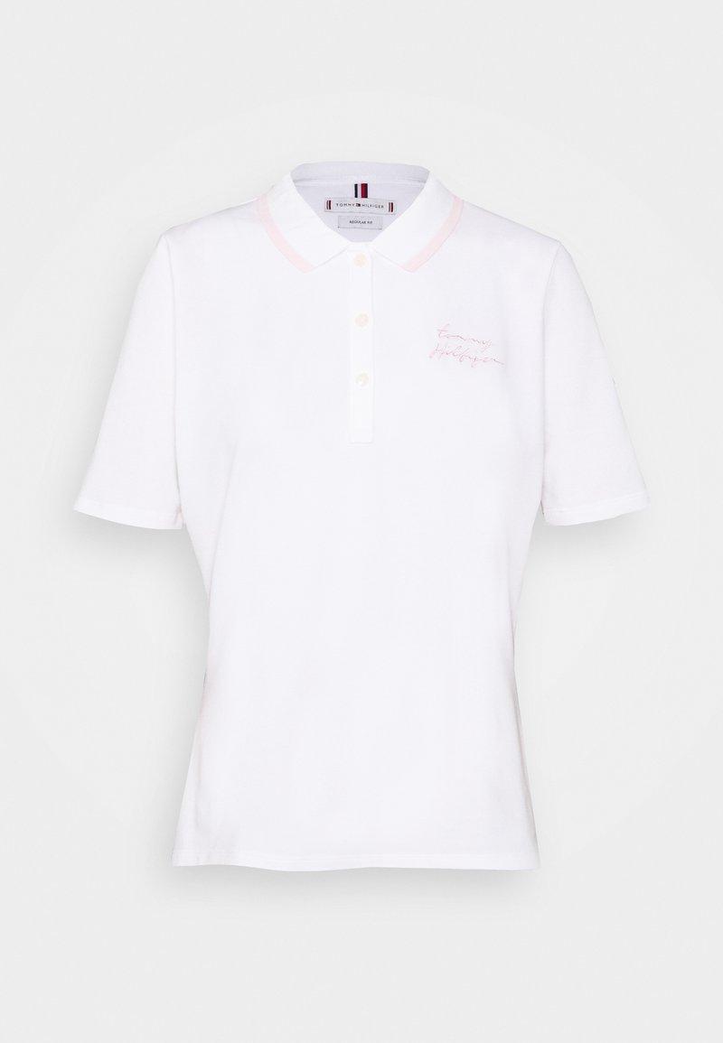 Tommy Hilfiger - ALISON REGULAR - Polo shirt - white