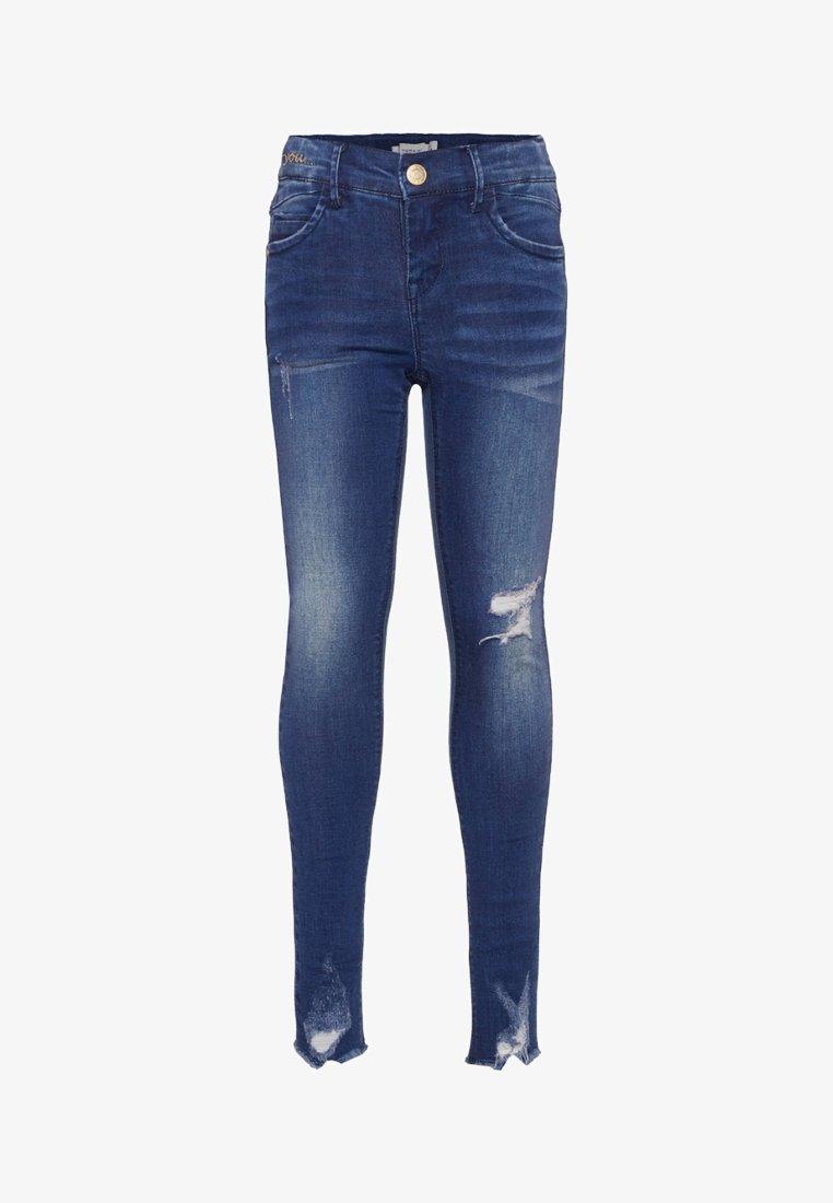 Name it - SUPER STRETCH - Jeans Skinny Fit - dark blue denim