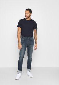 Blend - Slim fit jeans - denim dark blue - 1