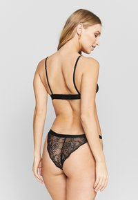 LOVE Stories - Triangel BH - brown/black - 2