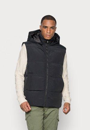 SLHTYRION REDOWN VEST  - Waistcoat - black