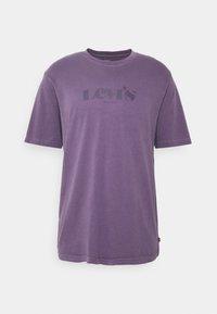 Levi's® - T-shirt imprimé - blues - 4