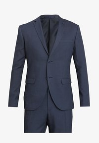 Isaac Dewhirst - FASHION STRUCTURE SUIT SLIM FIT - Suit - blue - 10