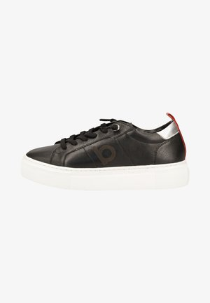 Trainers - black/metallics