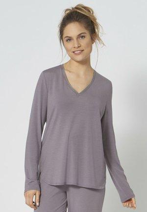 CLIMATE CONTROL - Pyjama top - twilight grey