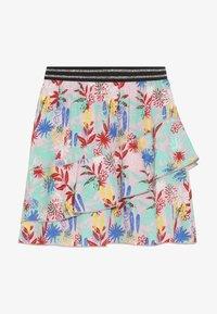 Lemon Beret - TEEN GIRLS SKIRT - Mini skirt - orchid pink - 2