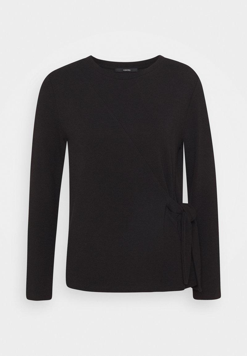 someday. - KILONA - Long sleeved top - black