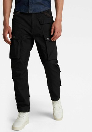JUNGLE  - Cargobroek - dk black