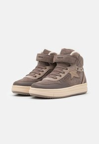 Geox - REBECCA  - Sneaker high - smoke grey - 1