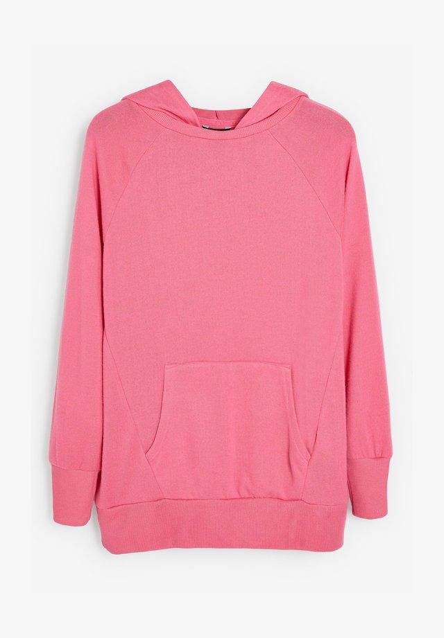 COSY - Bluza z kapturem - pink