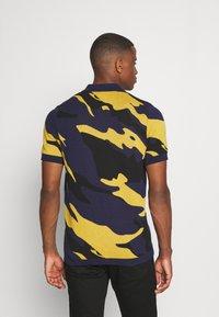 Lyle & Scott - ABSTRACT  - Polo shirt - navy - 2