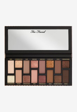 BORN THIS WAY - THE NATURAL NUDES EYE SHADOW PALETTE - Eyeshadow palette - -